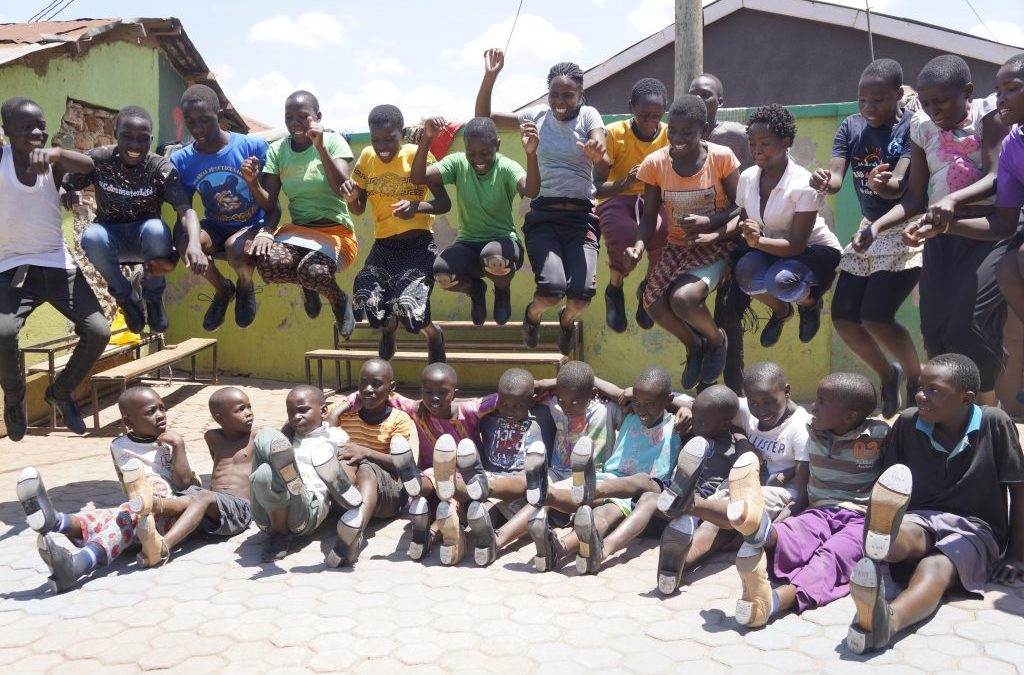 August in Uganda Part 1: Changing Lives Through Dance Education