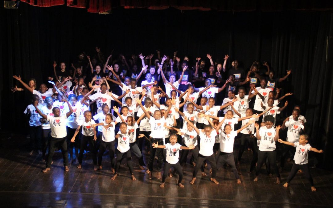 Rise Up: National Endowment for the Arts